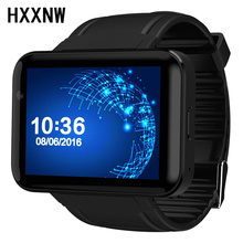 DOMINO DM98 Bluetooth Smart Watch 2.2 inch Android 4.4 OS 3G Smartwatch Phone MTK6572A Dual Core 1.2GHz 4GB ROM Camera WCDMA GPS(China)