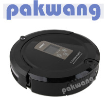 PAKWANG A325 Full go Self-recharge Robotic Vacuum Cleaner for Home with UV lamp Side brush HEPA Filter Vacuum Robot Aspirador(China)
