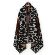 Thickening 2017 new Leopard Print shawls and scarves long scarf female  Warm Winter Thick Brand Shawls and Scarves for Women