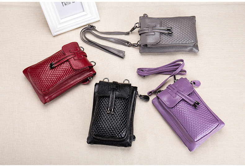 Fashion Mini Flap Bags for Women Lady Messenger & Shoulder Bag Sweet Cute Small Mobile Phone Pouch Bolsa Feminina