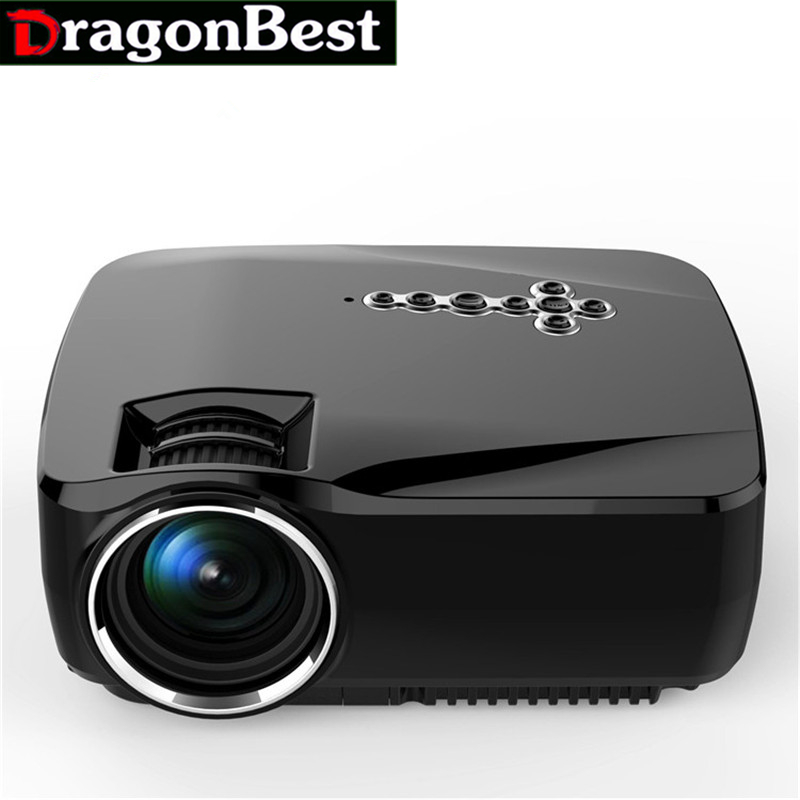 Led Pojector GP70UP Projector Android 4.4 1200 Lumens Support 1920x1080P Analog TV LED Projector Wifi Projector for Home Cinema<br><br>Aliexpress