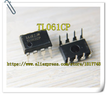20PCS/LOT TL061 TL061CP DIP-8 New original Low power consumption jfets input operation amplifier IC chip(China)