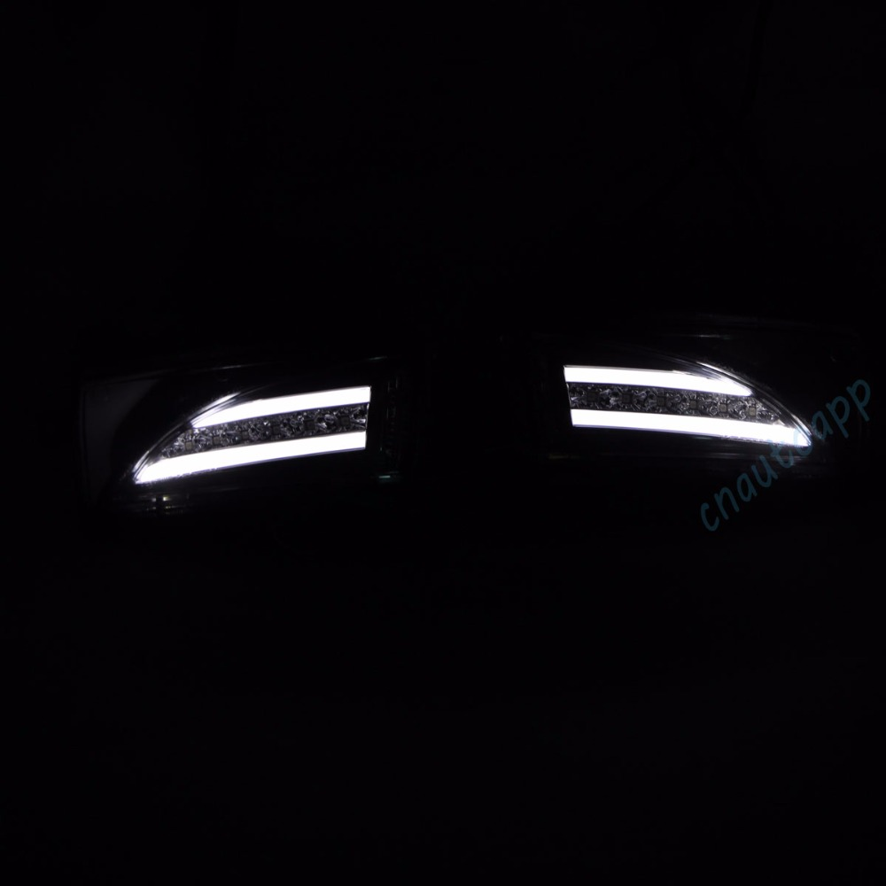 nissan Rearview Mirror LED Light 3