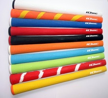 Rubber grip a golf club iron wood 10 per pack sent free IOMIC(China)