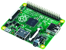 Free shipping Raspberry Pi Model A+ Computer Board RAM 512M CPU BCM2835 ARM11 made in the UK(China)