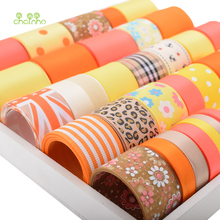 High quality 31Design Mix Ribbon Set For Diy Handmade Gift Craft Packing Hair Accessories Materials Wedding Ribbon Package31Yard