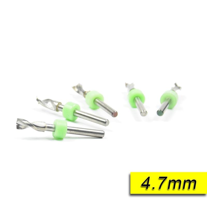 XCAN 10 Pcs 4.7mm Import Carbide PCB Drill Bits drill  woodworking dremel drill  carbide drill bits<br><br>Aliexpress