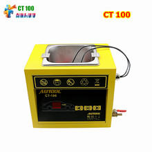 AUTOOL CT-100 Professional Universal gasonline Car Motorcycle Auto Ultrasonic Injector Cleaning machine 220/110V Fast Shipping