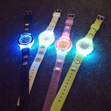 LED Light Fashion Casual Women Men Watches Female Male Sports Wristwatches Ladies Kids Students Wholesale Watch  Feminino