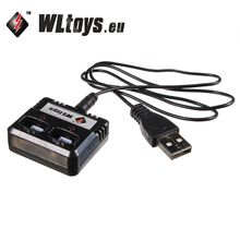 New Plug Version WLtoys V911 RC Helicopter Spare Parts Charger With USB Cable For RC Helicopter Toy Parts Accessories(China)