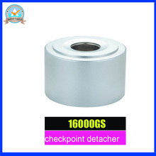 16000GS checkpoint security tag detacher,magnetic eas hard tag remover,supermarket tag detacher free shipping(China)