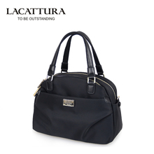 LACATTURA America and Europe Handbags Waterproof Tote Bags Portable Bolosos Mujer Large Capacity Crossbody Messenger Bags Sac