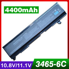 Laptop Battery for Toshiba Satellite A85 M105 M115 M45 M50 M55 M70 Pro M70 for Dynabook AX/55A TW/750LS PA3465U PA3465U-1BRS(China)