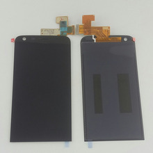 "2PCS 5.3"" IPS 2560x1440 LCD Display Monitor Touch Panel Screen Digitizer Glass Assembly For LG G5 H850 VS987 H820 LS992 H830"