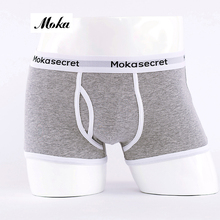 Breathable Boxer Men Underwear Cotton De Marca Para Hombre Cueca Calvn Boxer Shorts Sexy Panties Men Underwear Brand Underpants