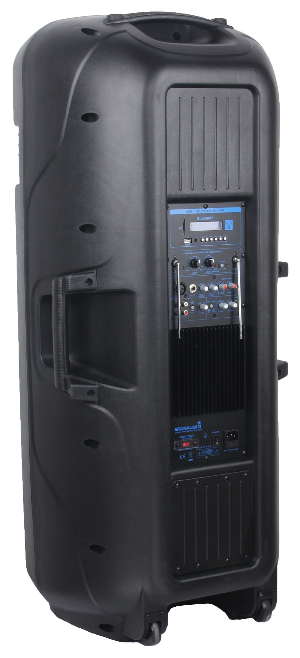 4500w 15\'\' powered speaker (3)