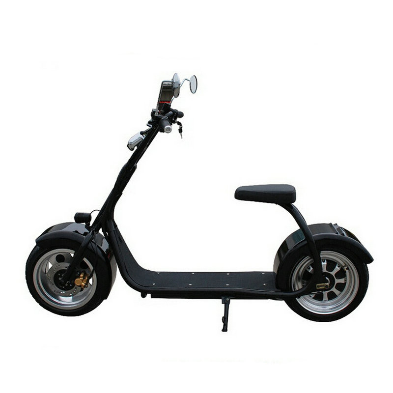 11.11 Promotion Big Wheel Electric Scooter Two Wheel 1000W Motor E-scooter Electric Unicycle Motorcycle Self Balancing Scooter (5)