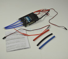 Genuine Hobbywing FLYFUN 100A HV ESC for Aircraft EDF Helis 5-12S(China)
