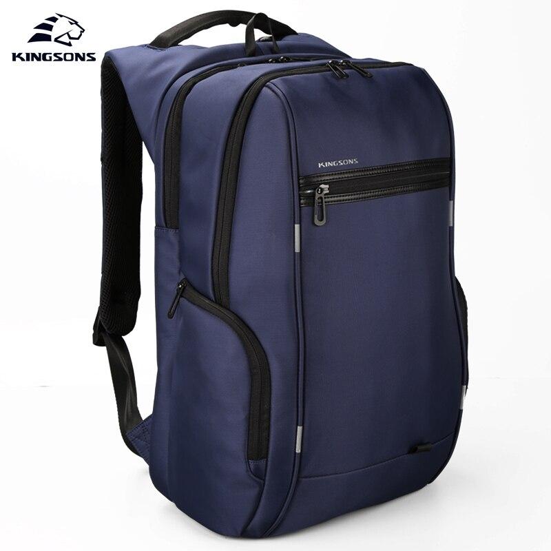 NEW Kingsons 13.3/15.6 /17.3 inch Men Womens Multi-function Laptop Backpack Business Leisure Travel School Bags Backpack<br>