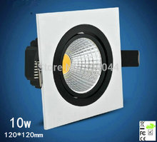 2015 Direct Selling Led Panel Free Shipping 2pcs/lot 120*120mm Led Downlight With 900 To 950lm Luminous Flux, Ce, And Tuv Marks