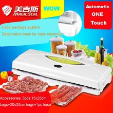 Magic Seal Automatic ON-TOUCH food saver package system vacuum sealer vacuum machine(China)