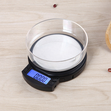 1PC Brand New 50G/ 0.001G High Precision LCD Digital Diamond Jewelry Gold Scale Milligram Electronic Weight Pocket Scale(China)