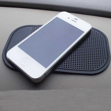 Silicone Car Non-slip Mat Car Dashboard Sticky Pad Magic Anti-Slip Non-Slip Mat for iPod Phone MP4