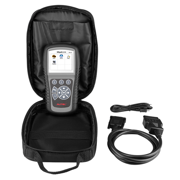 Autel ABS/SRS + CAN OBDII DIAGNOSTIC TOOL MaxiLink ML619 Diagnoses ABS/ SRS system codes on most 1996 and newer major vehicles