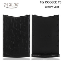 For DOOGEE T3 Battery Case Original Protective Battery  Back Cover Fit Replacement For DOOGEE T3 Mobile Phone Accessories
