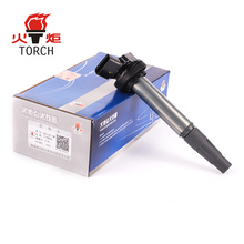 (TORCH) Ignition Coil OEM NO:90919-02252/DQG1285-BM for TOYOTA Corolla AURIS Avensis Prius RAV4 Verso Yaris LEXUS CT200H SCION(China)