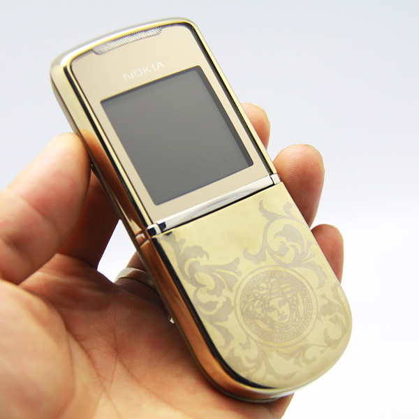 Original NOKIA 8800 Sirocco Mobile Cell Phone GSM Unlocked 8800D Specially Version