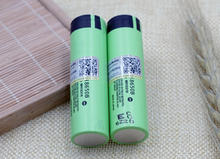 2 pcs. Liitokala 100% New original NCR18650B 3.7V 3400 mAh 18650 lithium rechargeable battery mobile devices Battery