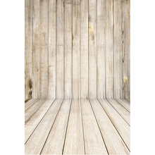 5X7ft Wooden Board Wallpaper Children Baby Photography Background Vinyl Background for Photo Studio Gallery Backdrops Floor-312(China)