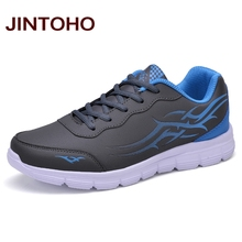 JINTOHO Mens Shoes Sales Outdoor Men Sneakers Running Sneakers Sport Mens Trainers Running Shoes For Men 2016 Training(China)