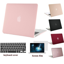 MOSISO for Macbook Air 13 A1466/A1369 Plastic Hard Case Cover for Mac book Pro 13 Retina A1425/A1502 Clear Matte Laptop Shell(China)