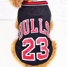 Vest for Cat Dogs Clothes Pets T-shirt Vest jersey Clothes for Small Dogs Puppy Cats Summer Dog  Costumes Supplies