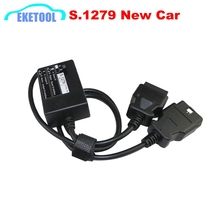 S1279 Works for Citroen/For Peugeot ( Nemo,Bipper,Boxer III,Jumper III) S.1279 New Cars OBD2 16PIN Connector Lexia PP2000 New