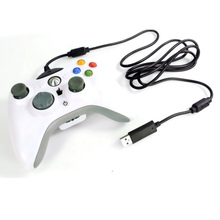 New USB Charger Lead Cable for Microsoft Xbox 360 Wireless Gamepad Controller
