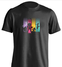The Crystal Gems Steven Universe Unisex Custom T Shirt Design Tee