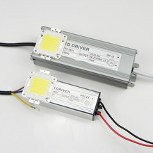 Real Watt 10W 20W 30W 50W 100W Chip LED lamp COB light + Driver transformer For DIY Floodlight Spot & Lawn& Street lights