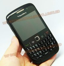 Original BlackBerry 8520 Curve Mobile Phone Smartphone Unlocked 3G WIFI Bluetooth Cellphone(China)
