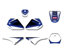 Buy Yamaha Bike Stickers And Get Free Shipping On AliExpresscom - Bike graphics stickers images