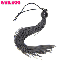 Buy ball whip flogger spanking paddle chicote adult sex toys bdsm bondage set fetish slave bdsm sex toys couples adult games