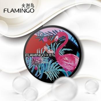Flamingo Marque Lisse Peau Poudre de longue durée huile-contrôle maquillage fixateur de diffusion de lumière naturel frais lisse poudre libre