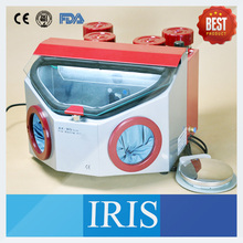 CE Approved AX-B5 Plus Fine Sandblaster Dental Sand Blasting Unit with Four Tanks and Five Pencils for Polish Porcelain Crowns