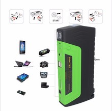 12V Portable Car Jumper Booster Power Battery Charger Mobile Phone Laptop Power Bank for Petrol and Diesel