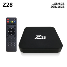 Buy Z28 Android 7.1 TV Box RK3328 Quad Core 64Bit 2GB+16GB/1GB+8GB H.265 UHD 4K VP9 HDR 3D Mini PC WiFi Smart Media Player for $18.56 in AliExpress store
