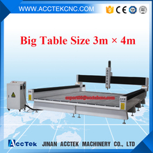 AKM3040 cnc machine for big model / cnc wood design machine router