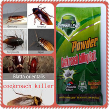 Pest Control German Russian American Australian cockroach medicine insecticide Cockroach Killer Powder Killing Bait 50pcs/lot