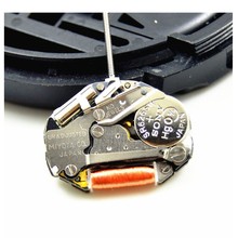 Quartz Watch Movement Double Roller Calendar Battery Includ For Miyota 2035 Watch Repair Replacement(China)